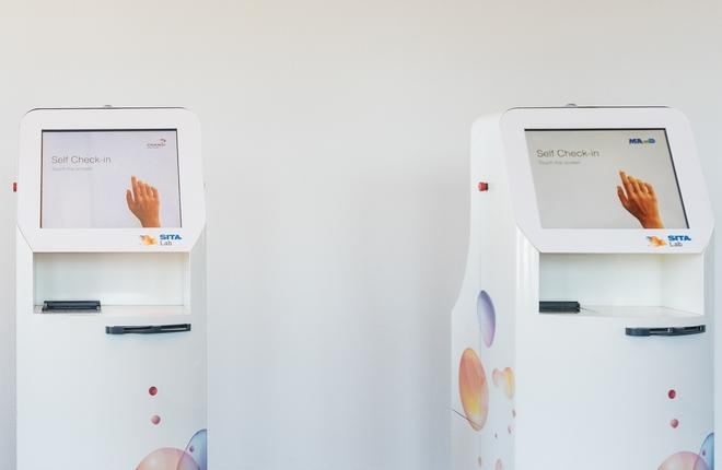SITA разработала роботизированную стойку самостоятельной регистрации
