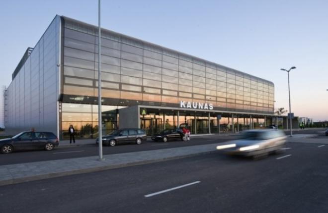 Аэропорт Каунас