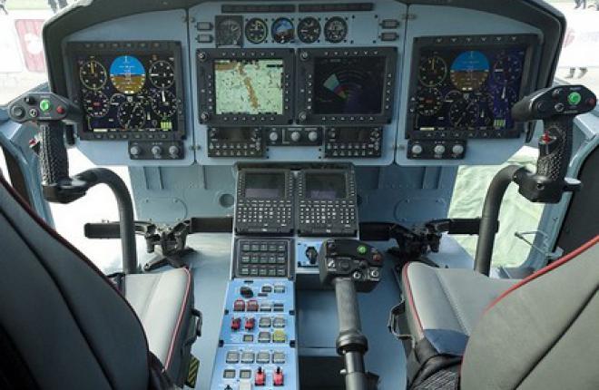 """""""Транзас"""" поставил бортовые комплексы для опытных вертолетов Ка-62"""