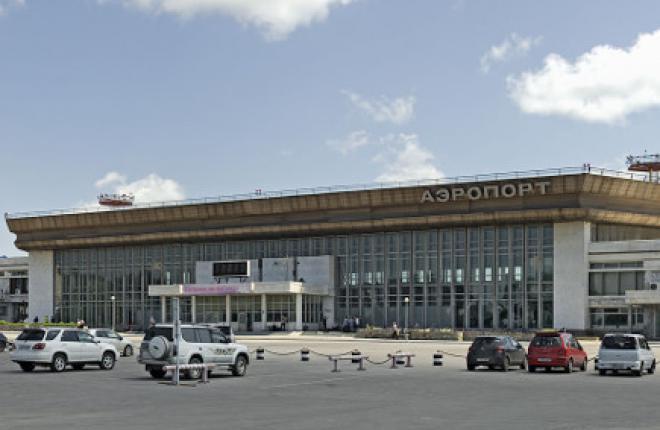 В аэропорту Хабаровска проведут масштабную реконструкцию