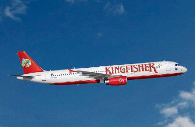 Индийская авиакомпания Kingfisher Airlines выводит из парка широкофюзеляжные ВС