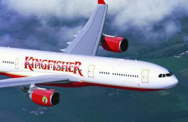 British Airways приостановила действие код-шерингового соглашения с Kingfisher