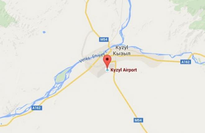 Аэропорт Кызыла реконструируют к концу 2017 года