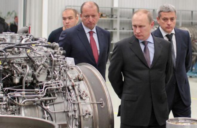 Прототип авиадвигателя ПД-14 будет готов в 2014 году