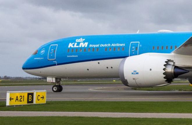 Авиакомпания KLM приступила к перевооружению флота