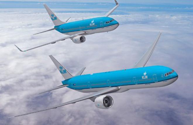 Boeing и KLM начали программу по оптимизации полетов