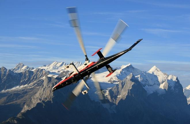 Kaman Aerosystems впервые за 14 лет поставила вертолет K-Max