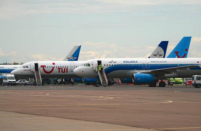 Partnerships with TUI allowed Russian charter operator Kolavia to increase quick
