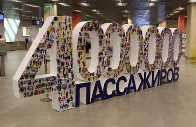 Екатеринбургский аэропорт Кольцово впервые в новейшей истории обслужил 4 млн пас