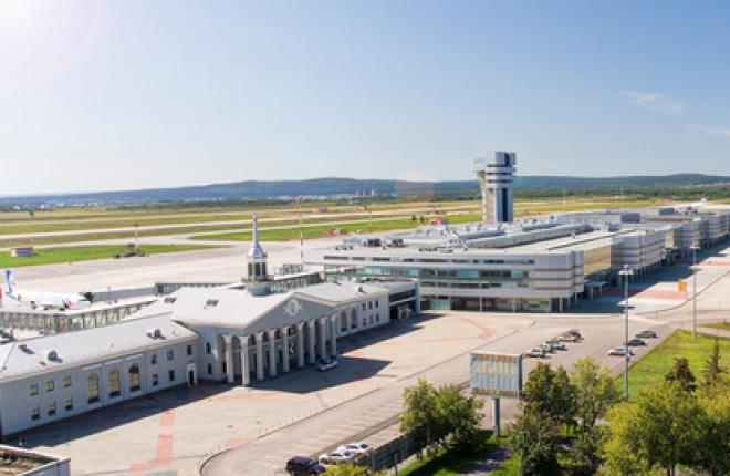 Пассажиропоток аэропорта Кольцово увеличился на 22,1%
