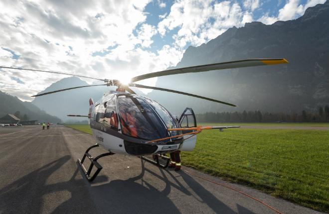 вертолет Kopter SH09