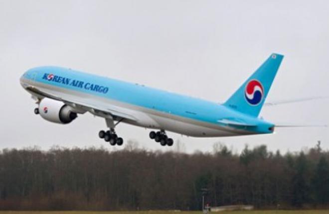 Готов первый самолет Boeing 777, произведенный по программе увеличенного объема