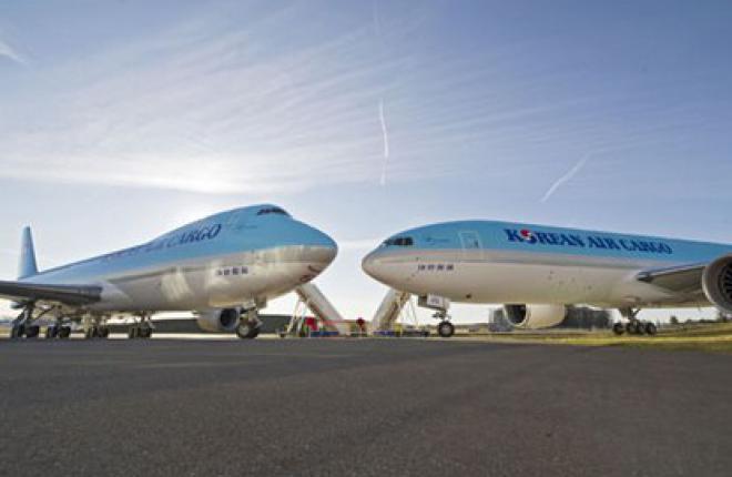 В январе-марте 2012 г. Boeing поставил заказчикам 137 самолетов