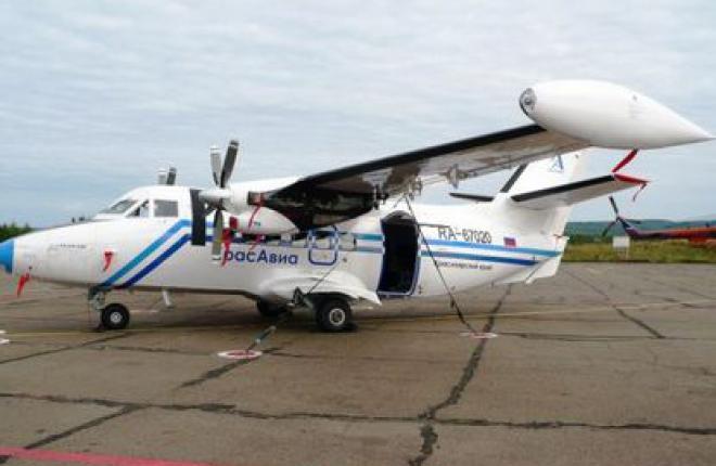 """Авиакомпания """"КрасАвиа"""" открывает три новых рейса из Красноярска"""