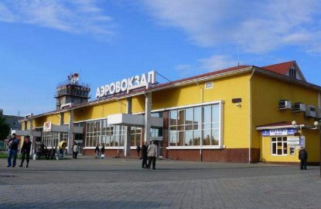 Пассажиропоток аэропорта Краснодара увеличился на 10%