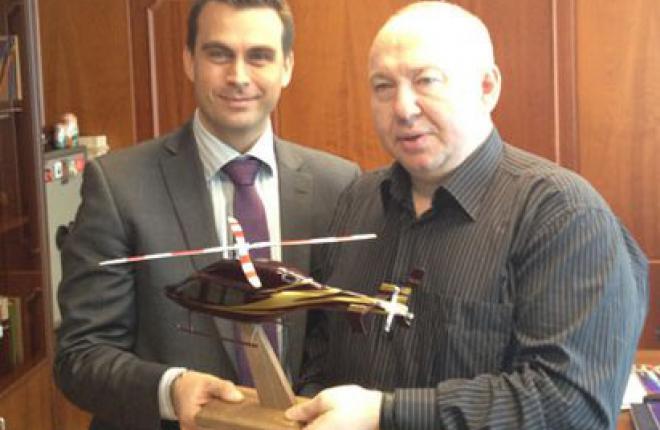 Bell Helicopter и Jet Transfer поставили первый вертолет Bell 429 московскому за