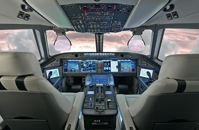 МС-21 будет оснащен интегрированным бортовым комплексом авионики на основе открытой архитектуры