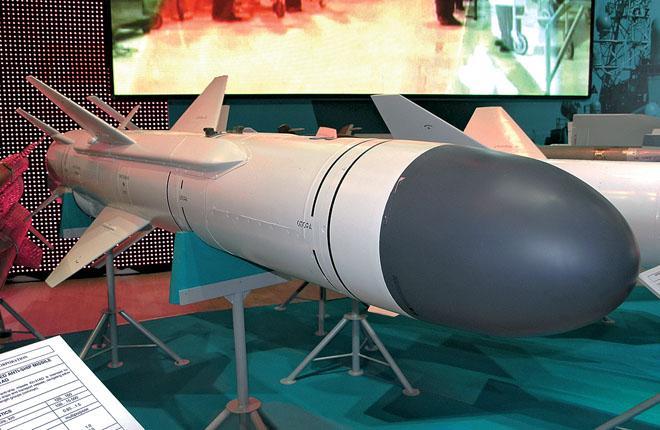 Авиационная противокорабельная ракета Х-35УЭ