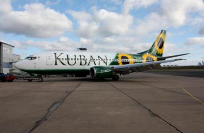 """Авиакомпания """"Кубань"""" начала выполнять чартерные рейсы из Краснодара в Самсун"""