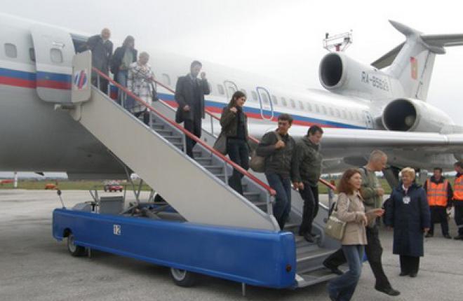 Аэропорт Курумоч в 2011 году обслужил 1,74 млн человек