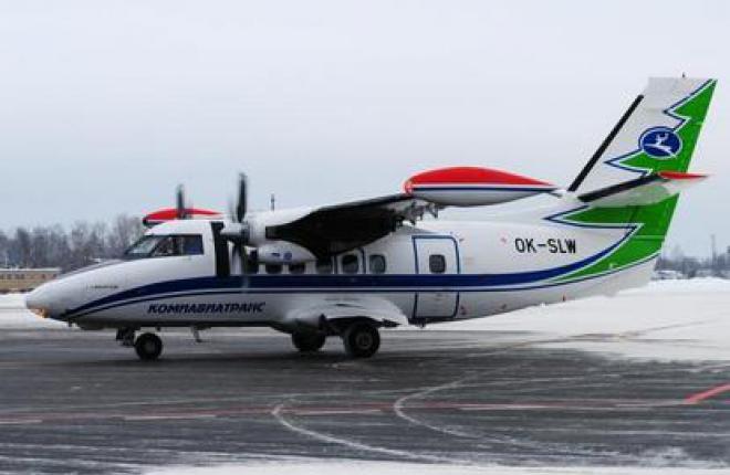 Самолеты L-410 приступают к полетам в Республике Коми