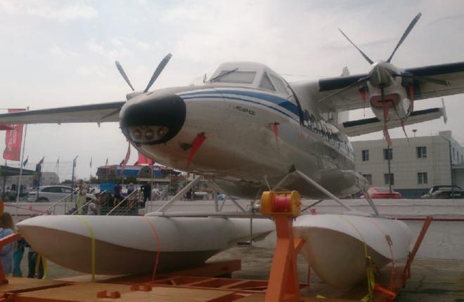 Уральский завод гражданской авиации оснастил самолет L-410UVP-E20 тремя новыми шасси