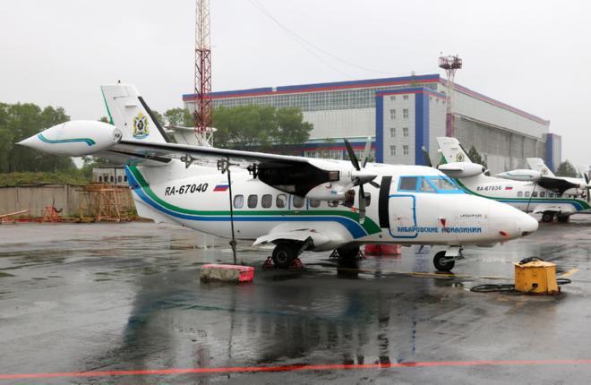 Самолеты L-410UVP-E20