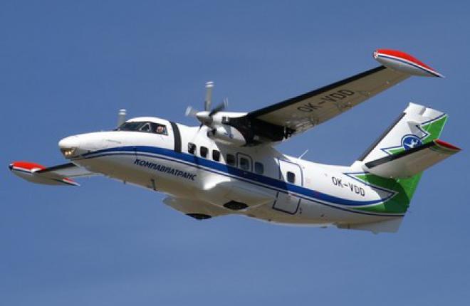 Самолет L-410 в поисках новых рынков