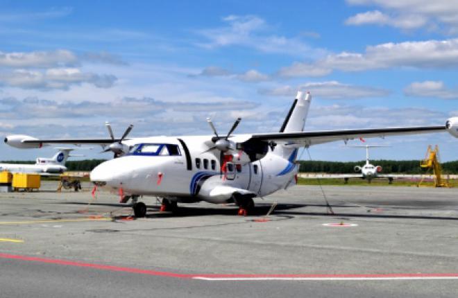 """Авиакомпания """"Ямал"""" выставила на продажу самолеты L-410"""