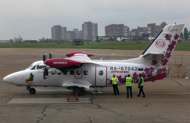 """Авиакомпания """"Аэросервис"""" получила право на самостоятельное обслуживание авиатехники"""
