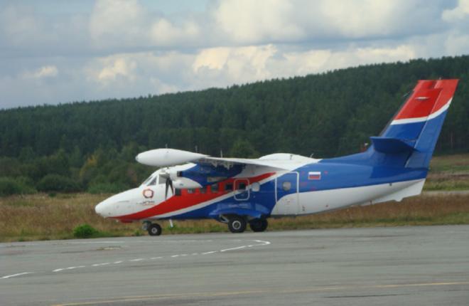 """У авиакомпании """"Уктус"""" появится второй L-410UVP-E20"""