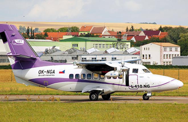 Сертификацию L-410NG планируют завершить к 2017 г.