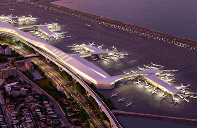 Нью-йоркский аэропорт Ла-Гуардия модернизируют за 4 млрд долларов