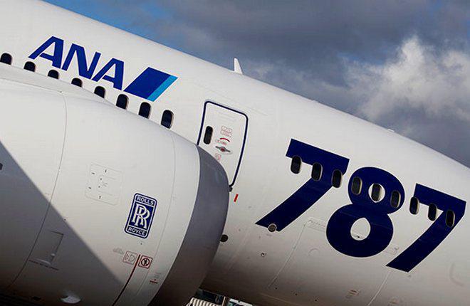 Rolls-Royce отложила вывод на рынок улучшенного двигателя для Boeing 787