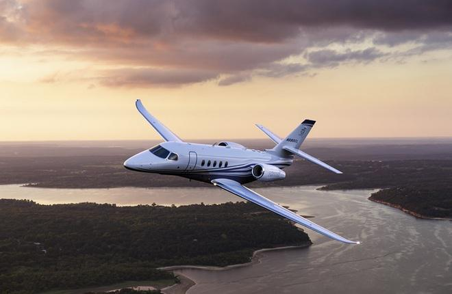 Две модели бизнес-джетов Cessna сертифицировали для посадки по крутой глиссаде