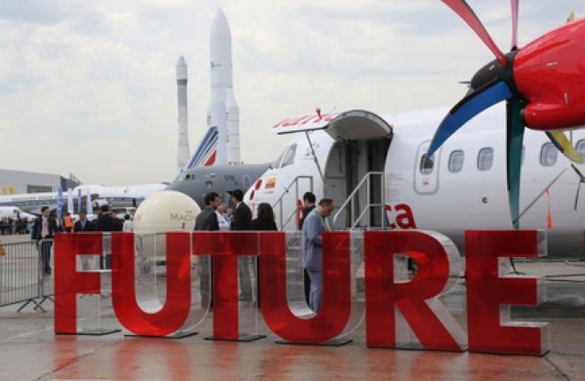 Европа готовит технологии для будущего турбопропа :: Федор Борисов / Transport-Photo.com