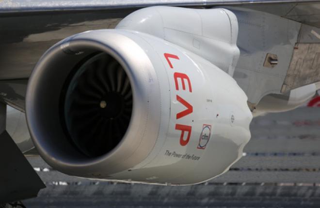 Двигатель LEAP-1B для Boeing 737MAX отправили на летные испытания