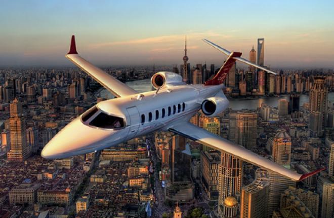 Bombardier получил сертификат EASA для Learjet 70 и Learjet 75