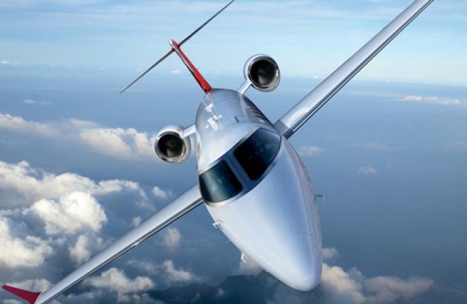 Далее в программе: Learjet 70 и 75