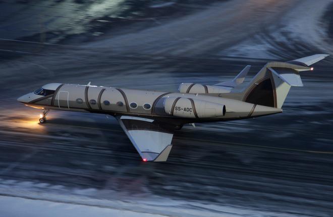 Gulfstream Aerospace прекратит выпуск бизнес-джета G450