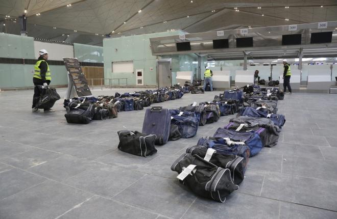 """""""Аэрофлот"""" поможет пассажирам отследить статус потерянного багажа"""