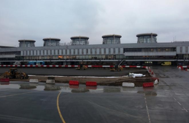 Реконструированный терминал Пулково-1 откроют в феврале