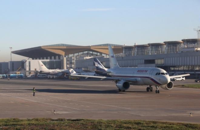 Аэропорт Пулково не договорился с лоукостерами :: Федор Борисов /Transport-Photo.com