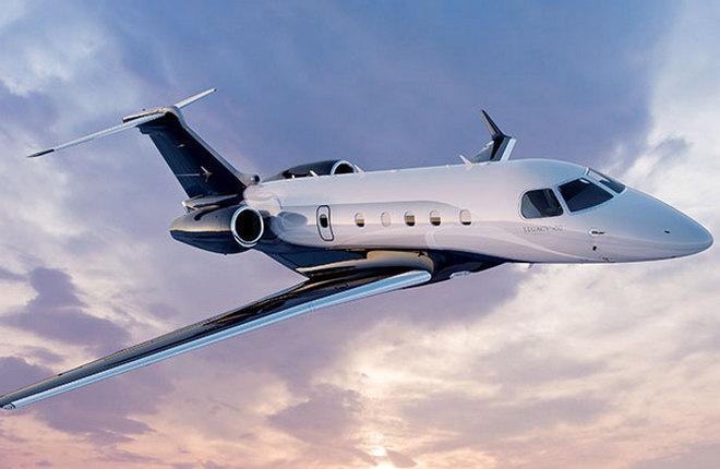Самолет Embraer Legacy 450