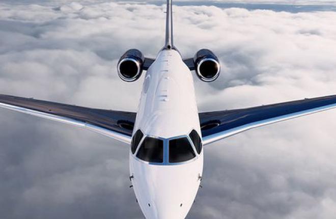 В Бразилии сертифицировали бизнес-джет Embraer Legacy 450