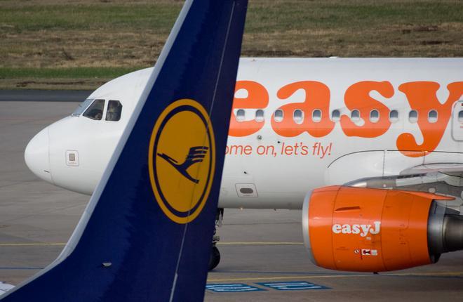 Lufthansa и EasyJet подготовили пессимистичные прогнозы