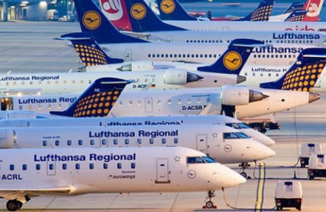 Авиакомпания Lufthansa готовит наступление на европейский рынок лоукост-перевозок