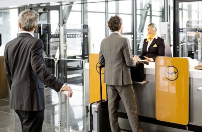 Группа Lufthansa обложила сбором непрямые продажи авиабилетов