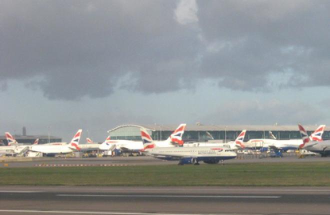 Лондонский аэропорт Хитроу впервые обслужил 70 млн пассажиров за год