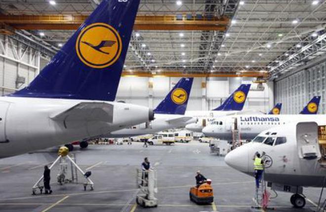 Операционные доходы Lufthansa Technik Group выросли почти на 24%